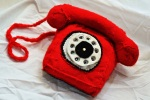 'Red Telephone' 1/1 SOLD