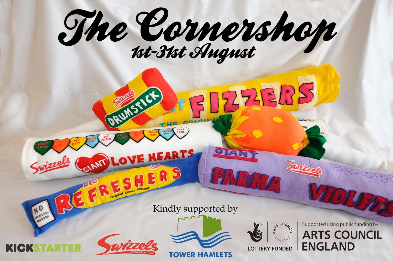 The Cornershop 1st-31st August2014